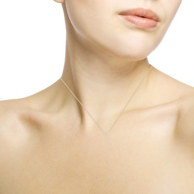closeup shot of neck and shoulder of a beautiful girl