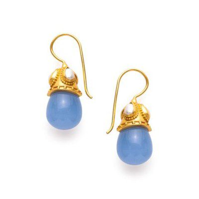 Baroque_Earring_Chalcedony_and_Pearl_large