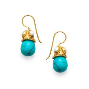 Baroque_Earring_Turquoise_Pearl_Accents_Julie_Vos_large