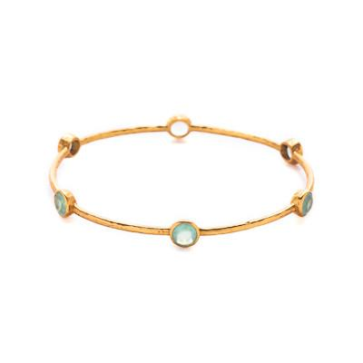 Milano_6_Stone_Bangle_Aqua_Chalcedony_Julie_Vos_large